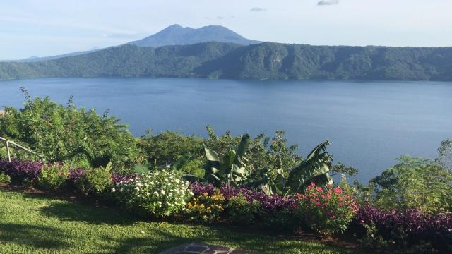 Laguna Apoyo, Volcán Mombacho